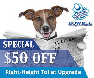 Howell Services 50% off special