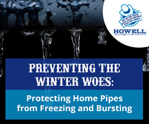 Protecting home pipes from Freezing and Bursting