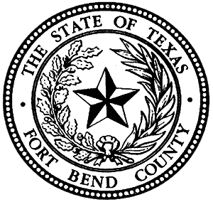 fort bend county seal