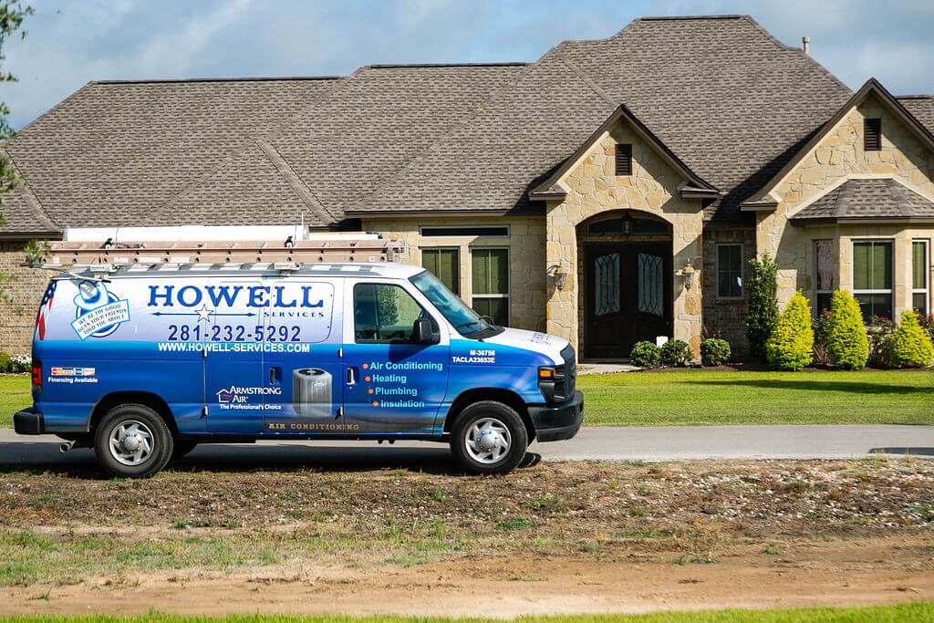 howell services truck